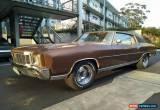 Classic 1971 Chevrolet Monte Carlo, a Chevelle in a tux, not Camaro, impala for Sale
