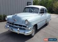 1954 Chevrolet Bel Air/150/210 210 for Sale