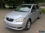 Toyota: Corolla CE for Sale