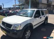 holden rodeo lx for Sale