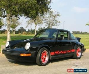 Classic Porsche: 911 for Sale