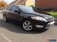 FORD MONDEO TITANIUM X 1.8 TDCI DIESEL 6 SPEED BLACK HIGH SPEC BI-XENON HEADLIGH for Sale