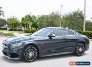 2015 Mercedes-Benz S-Class S 550 Coupe Edition 1 for Sale