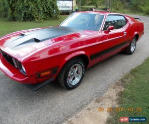 Classic 1973 Ford Mustang mach 1 for Sale