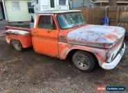 1965 Chevrolet C-10 for Sale