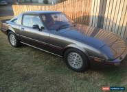 1985 MAZDA RX7 COUPE SERIES 3 for Sale