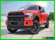 2017 Ford F-150 Roush for Sale