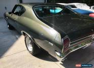 1969 Chevrolet Chevelle SS396 for Sale