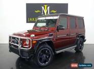 2015 Mercedes-Benz G-Class G63 AMG SPECIAL EDITION for Sale