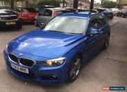 2013 BMW 3 Series 2.0 320d BluePerformance M Sport Touring 5dr Diesel for Sale