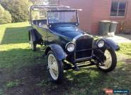 Studebaker 1923 Light Six Vintage Car for Sale