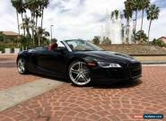 2012 Audi R8 QUATTRO SPYDER for Sale