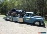1955 chevrolet pickup 3500 short bed. for Sale