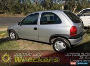 Holden Barina City 1998 Silver Automatic Hatchback  for Sale
