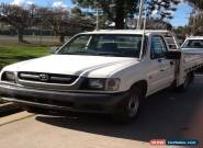 2004 TOYOTA HILUX TRAY UTE  MANUAL for Sale