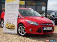 Ford Focus 1.6TDCi ( 115ps ) 2012 Zetec ESTATE  for Sale