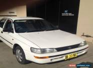 1995 Toyota Corolla CHEAP TRADE IN $1 RESERVE  for Sale