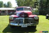 Classic 1948 Chevrolet Fleetmaster for Sale