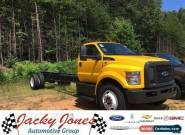 2017 Ford F-650 DRW -- for Sale