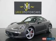 2015 Porsche 911 Carrera 4S Coupe ($131K MSRP) for Sale