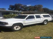 Ford courier diesel 4x4 for Sale