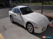 1987 Porsche 944 Turbo for Sale