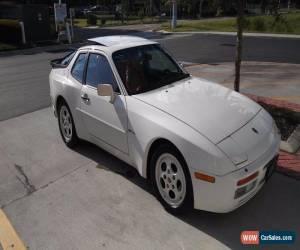 Classic 1987 Porsche 944 Turbo for Sale