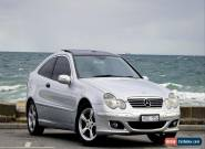 2005 Mercedes-Benz C180 Kompressor Sports Auto MY06 ( not Audi, BMW) for Sale