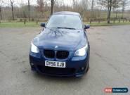 2006 BMW 530D M SPORT AUTO E60 for Sale