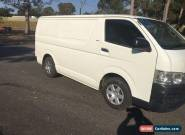 TOYOTA HIACE 2008 6.0 ..2.7 PETROL VAN ,MANUAL (284 KMS VERY CLEAN SOUND VAN) for Sale