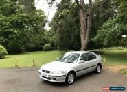 2001 Honda Civic 1.4i Sport 5 Door Hatchback Silver for Sale