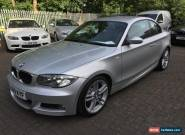 BMW 120 2.0TD 2009MY d M Sport for Sale