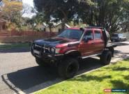 Toyota hilux ln106 reg rwc v6 engineered  for Sale