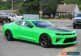 Classic 2017 Chevrolet Camaro SS Coupe 2-Door for Sale