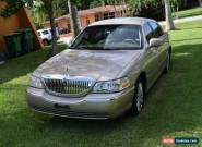 2005 Lincoln Town Car Signature for Sale