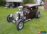 1930 Ford Model A 2 door for Sale