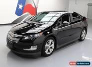 2014 Chevrolet Volt Base Hatchback 4-Door for Sale