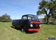 VOLKSWAGEN  KOMBI 1973  SINGLE  CAB UTE  UP FOR GRABS 99c START> NO RESERVE <   for Sale