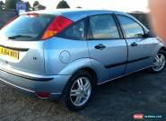 FORD FOCUS Z TECH 1.8 PETROL 2004 for Sale