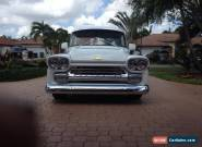 1958 Chevrolet Other Pickups Truck for Sale