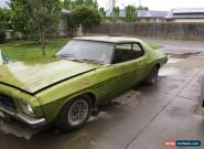 Holden hq Monaro coupe for Sale