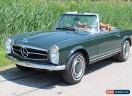 1971 Mercedes-Benz SL-Class 280 SL for Sale