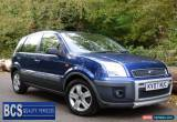Classic 2007 07 Ford Fusion 1.4  Pursuit Climate 5dr In Blue  for Sale
