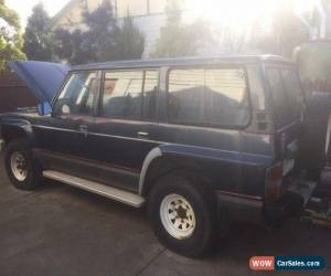Classic Nissan GQ Patrol for Sale