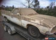 xb ford ute sedan coupe  for Sale