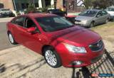Classic holden cruze 2012 for Sale