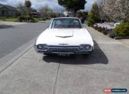 Ford Thunderbird Hardtop for Sale
