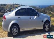 2007 DUAL FUEL LPG HOLDEN VE OMEGA COMMODORE - INBUILT TV for Sale