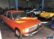 1973 BMW 2002 BMW 2002 for Sale