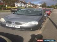 2004 Volkswagen Golf GT FSI 2.0  Automatic  for Sale